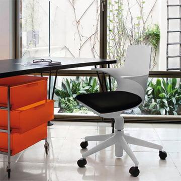 Spoon Chair Bürostuhl von Kartell