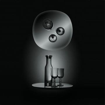 Disco Volante - Doppelwandiges Tablett
