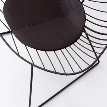Arper Leaf Lounge-Sessel - Detail