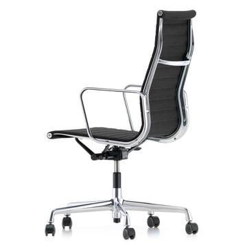 Vitra - EA 119 Bürostuhl, schwarz