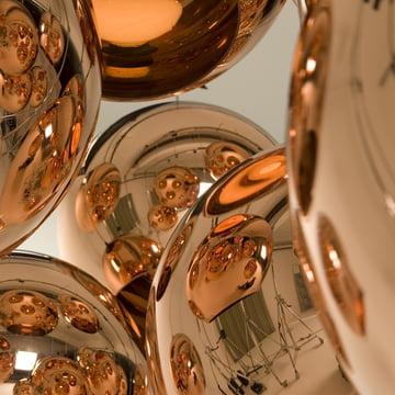 Copper Pendelleuchte in voller Pracht