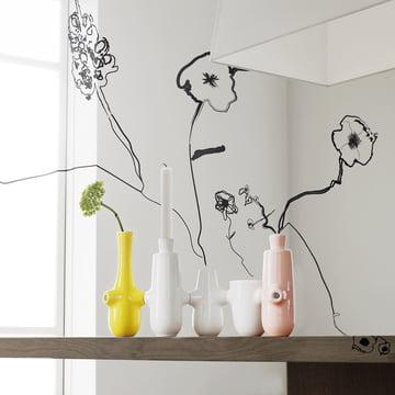 Kähler Design - Fiducia Vasen / Kerzenständer