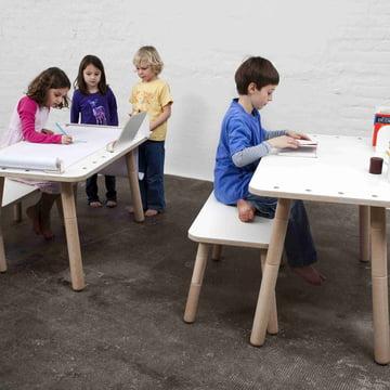 Pure Position - Der Growing Table wächst mit