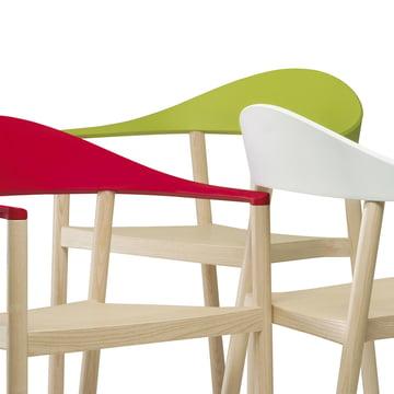 Plank - Monza Stuhl - Gruppe