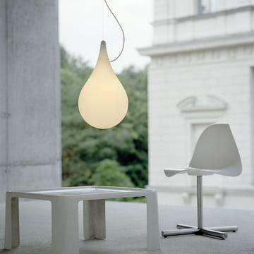 Schwereloses Design mt der Drop_2 Pendelleuchte small von Next Home