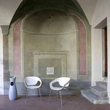 Der Vad Stuhl für den Wartebereich