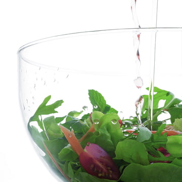 Salad Salatschüssel von Jenaer Glas