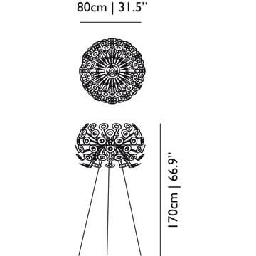 Moooi - Dandelion Stehleuchte
