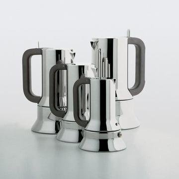 Alessi - Espressomaschine 9090, verschiedene Grössen