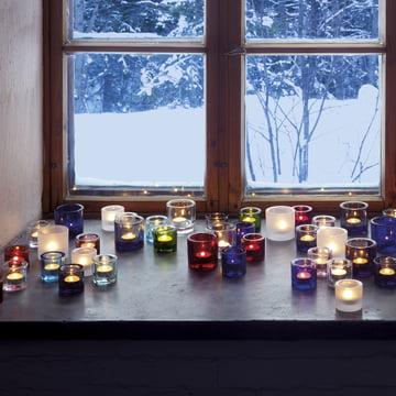Kivi Teelichthalter von Iittala