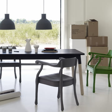 Muuto - Raw Lounge Chair