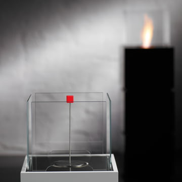 Safretti - Cube W1/B1 Feuerstelle - Situation