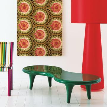 Cappellini - Orgone Table - grün