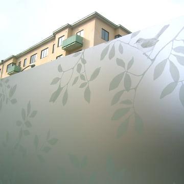 LADP - Löv Sichtschutzfolie