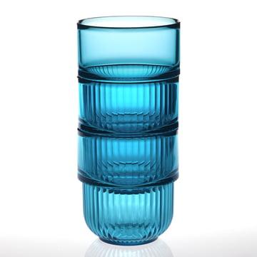 Authentics - Kali Becher, transparent blau