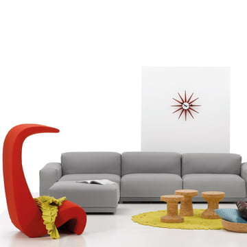 Vitra - Sunburst Clock - Situation