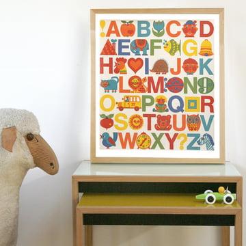 byGraziela - ABC Poster