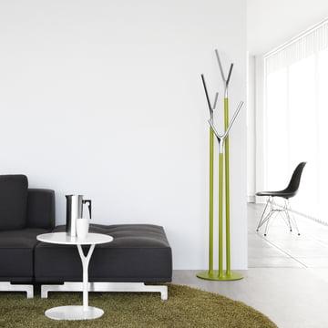 Frost - Wishbone Kleiderständer in Grün