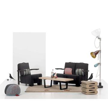 Vitra - Bovist Sitzobjekt, Pottery - Ambiente