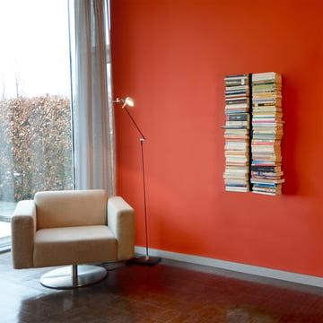 Radius Design - Booksbaum - I, klein, schwarz