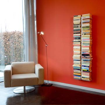 Radius Design - Booksbaum - I, gross, weiss
