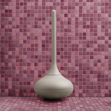 Normann Copenhagen - Ballo Toilettenbürste - Ambiente, grau