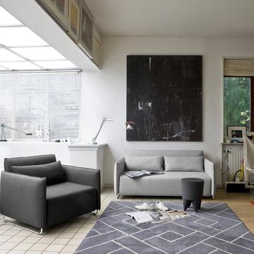 Softline - Cord Schlafsessel- und Sofa - Ambiente