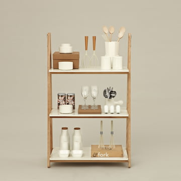 Normann Copenhagen - One Step Up Regal (niedrig)
