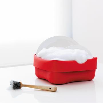 Normann Copenhagen - Washing up bowl, rot - Ambiente