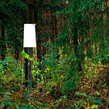 frauMaier - Slimsophie Stehleuchte, weiss - Ambiente, Wald