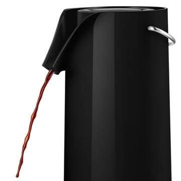 Eva Solo - Pump-Isolierkanne, schwarz