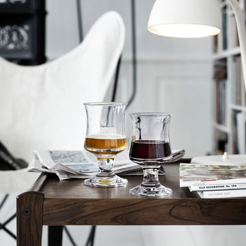 Holmegaard - Skibsglas Trinkgläser