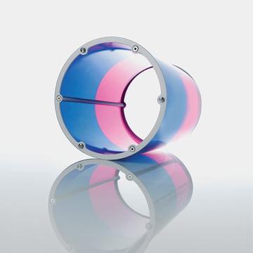 Artemide - Nur Mini Gloss Pendelleuchte, Halogenlampe, weiss