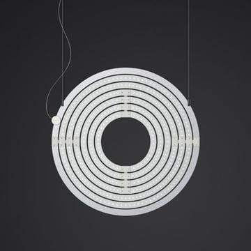 Artemide - Copernico 500 LED Pendelleuchte, weiss