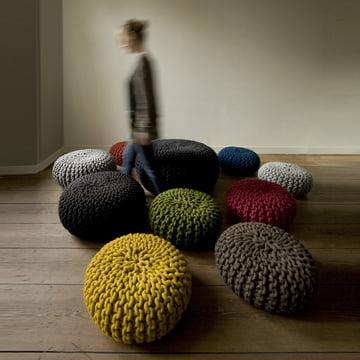 Thomas Eyck - Urchin Pouf - Gruppe