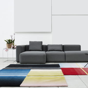 Hay - Kissen Mags Cushion Art. 10, Steelcut Trio 953