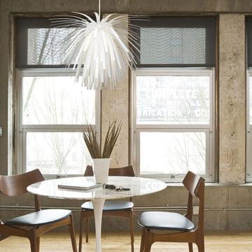 Klein & More - Snowflower - Tisch