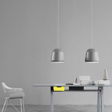 Mingus Pendelleuchte P2 von Lightyears in Very Grey