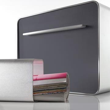 Authentics - Entrance Zeitungsbox & Briefkasten