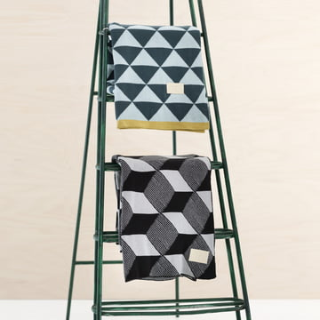 Knitted Blanket Decken von ferm Living