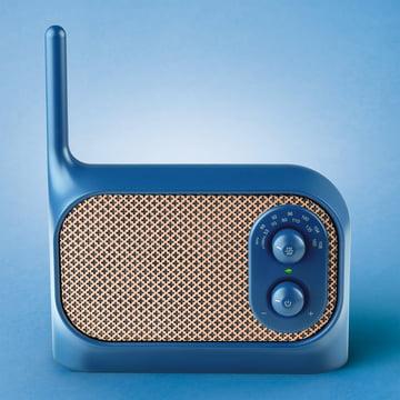 Lexon - Mezzo Radio, blau