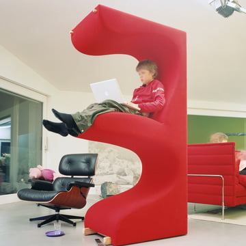 Vitra - Living Tower, Tonus rot