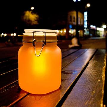 Suck UK - Sun Jar, gelb