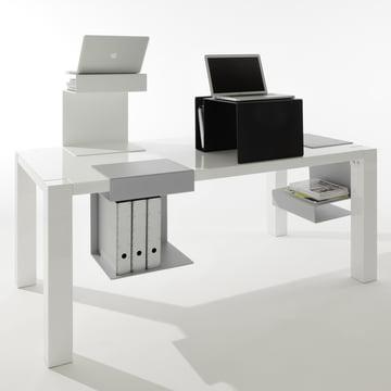 Müller Möbelwerkstätten - Huk - Gruppe, Schreibtisch