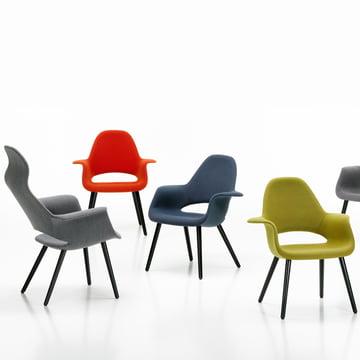 Organic Conference Stuhl von Vitra in verschiedenen Farben
