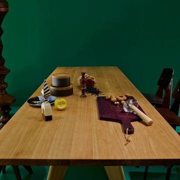 Vitra - Table Solvay Esstisch