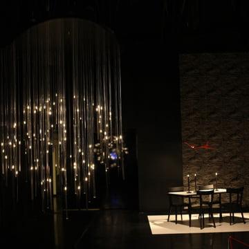 My New Flame Tischleuchte LED von Ingo Maurer