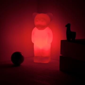 Authentics - Lumibär, Situation rot