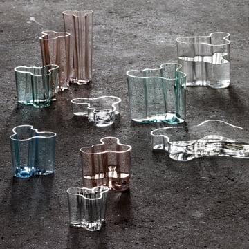 Aalto Vase als Designikone egal in welcher Ausführung