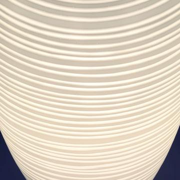 Foscarini - Rituals 1 Tischleuchte - Detail, Lampenschirm